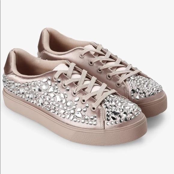 Aldo Shoes | Rhinestone Platform